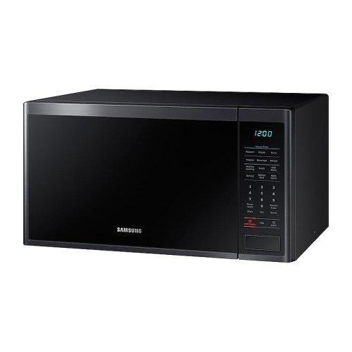 1.4 cu.ft. Countertop Microwave (Black Stainless Steel)