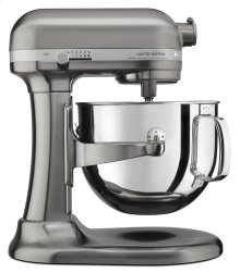 Limited Edition Pro Line® Series Copper Clad 7 Quart Bowl-Lift Stand Mixer - Brushed Nickel