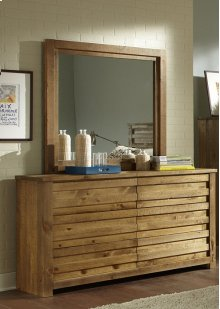 Mirror - Driftwood Finish