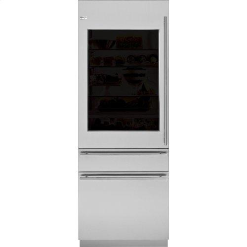 """84"""" European glass-door panel kit (Left hand door swing)"""