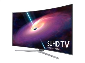 "55"" Class JS9000 Curved 4K SUHD Smart TV"