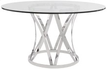 Gustav Metal Dining Table