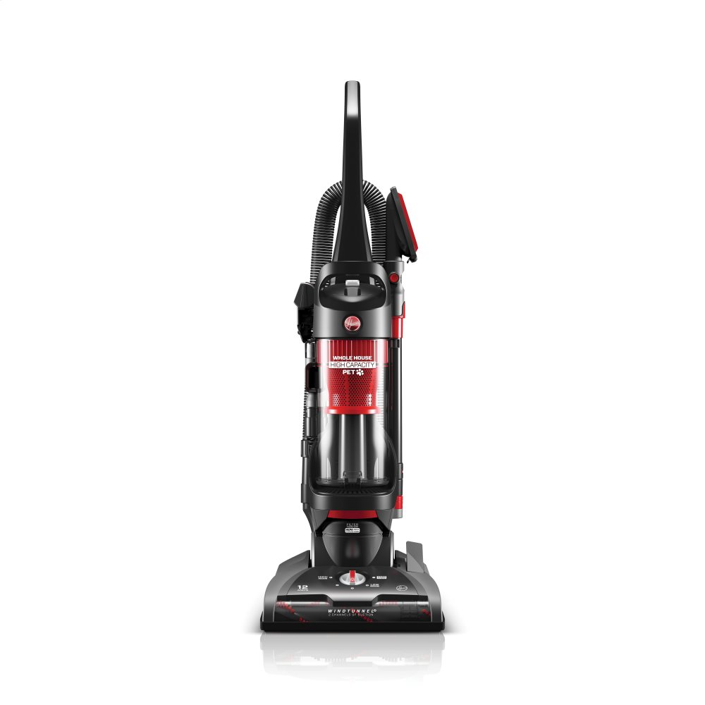 Whole House High Capacity Pet Upright Vacuum