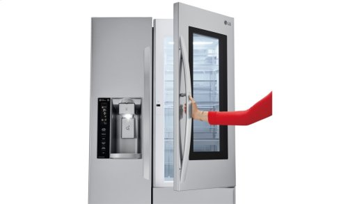 22 cu.ft. Smart wi-fi Enabled InstaView Door-in-Door® Counter-Depth Refrigerator