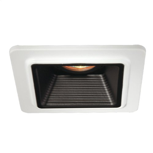 TRIM,4IN SQUARE BAFFLE - White