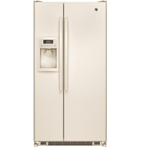 GE® ENERGY STAR® 21.8 Cu. Ft. Side-By-Side Refrigerator