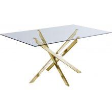 "Xander Dining Table - 60"" W x 36"" D x 30"" H"
