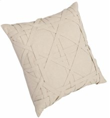 "Luxe Pillows Woven Strap (22"" x 22"")"