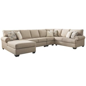 AshleyASHLEYBaceno 4-piece Sectional With Chaise
