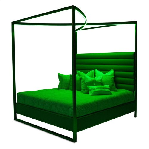 Eastern King Canopy Bed