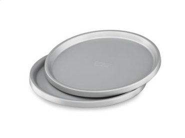 """Nonstick 12"""" Thin Crust Pizza, Set of 2 - Other"""