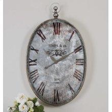 Argento Wall Clock