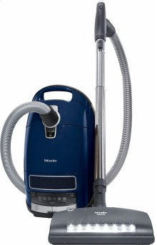 Complete C3 Marin PowerLine - SGJE0 canister vacuum cleaners with electrobrush for thorough cleaning of heavy-duty carpeting.