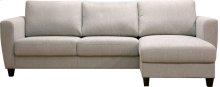 Flex Full Size Loveseat Chaise Sleeper