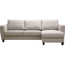 Flex Full Size Full Size Loveseat Sleeper + Chaise