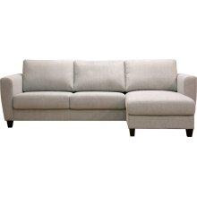 Flex Full Size Full Size Loveseat Sleeper + Chaise