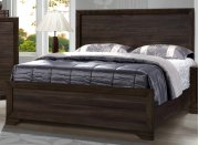 Asheville Mango Queen Bed Product Image