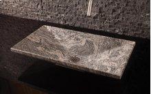 Verona Vessel Sink, 24 Cumulo Granite