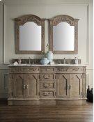 """Amalfi Classico 72"""" Double Bathroom Vanity Product Image"""