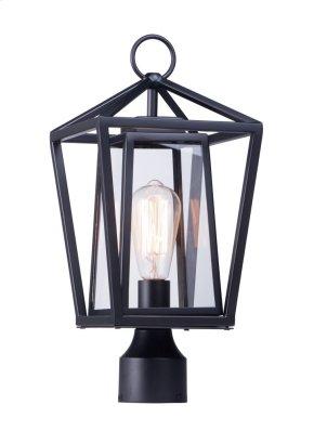 Artisan 1-Light Outdoor Post Lamp