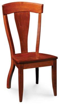 Brookfield Side Chair, Fabric Cushion Seat