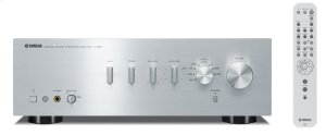 A-S501 Silver Integrated Amplifier