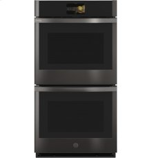 """GE Profile Series 27"""" Built-In Convection Double Wall Oven"""
