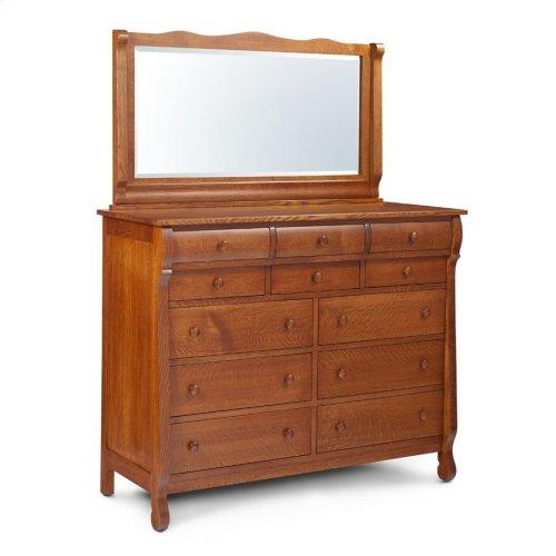 Empire Bureau Mirror, Large