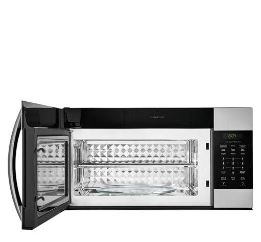 Frigidaire Gallery 1 5 Cu Ft Over The Range Microwave With Convection