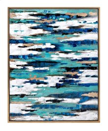 Nordiak Framed Oil Painting