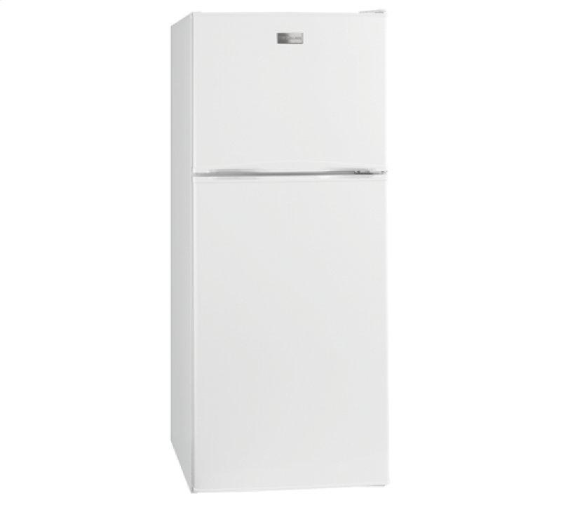 Frigidaire : FFTR1022QW in White - 9.9 Cu. Ft. Top Freezer Apartment ...