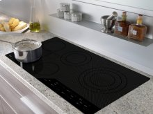 "36"" Contemporary Electric Cooktop"