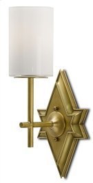 Fable Wall Sconce - 6w x 15h x 6d Product Image