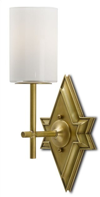 Fable Wall Sconce - 15.25h x 6.25w x 6d