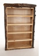 Dark Bookcase 6' Product Image