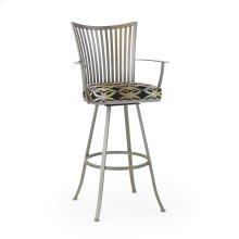 Genesis Arm Swivel Stool