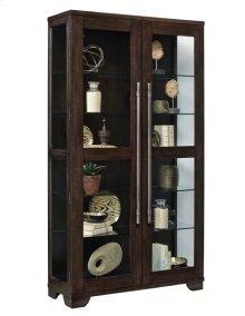 Zadie Double Door Display Cabinet