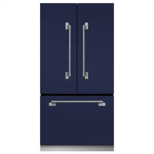 MarvelMarvel Elise Counter Depth French Door Refrigerator - Marvel Elise French Door Counter-Depth Refrigerator - Midnight Sky