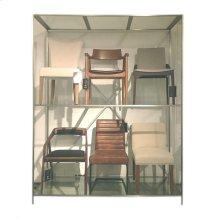 Chair And Stool Shelf