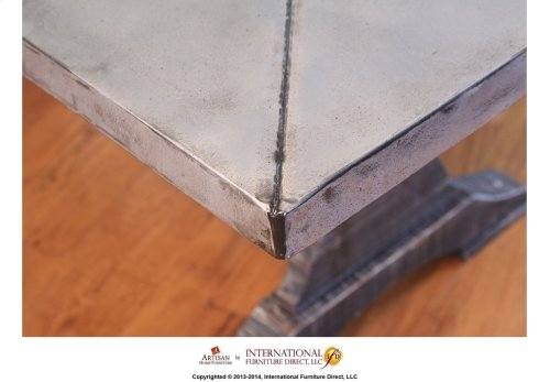 Table Base w/Gray Finish - KD System