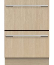 Double DishDrawer Dishwasher, 14 Place Settings, Panel Ready Product Image