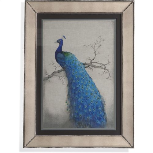Peacock Blue II
