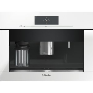 MieleBuilt-in coffee machine with bean-to-cup system - the Miele all-rounder for the highest demands.