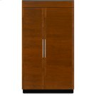 48-Inch Built-In Side-by-Side Refrigerator Product Image