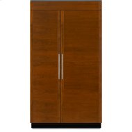 Display Demo Unit Out of Box 48-Inch Built-In Side-by-Side Refrigerator