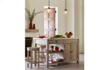 Monteverdi by Rachael Ray Complete Kitchen Island
