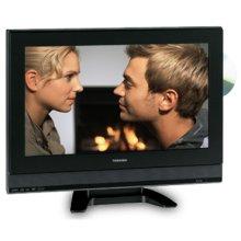 "20"" Diagonal LCD TV/DVD Combination"