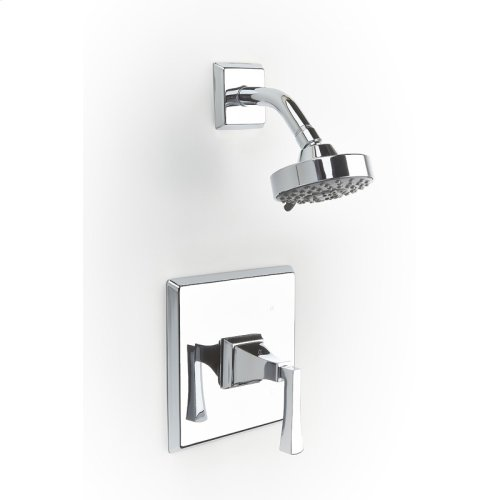 Shower Trim Leyden Series 14 Polished Chrome