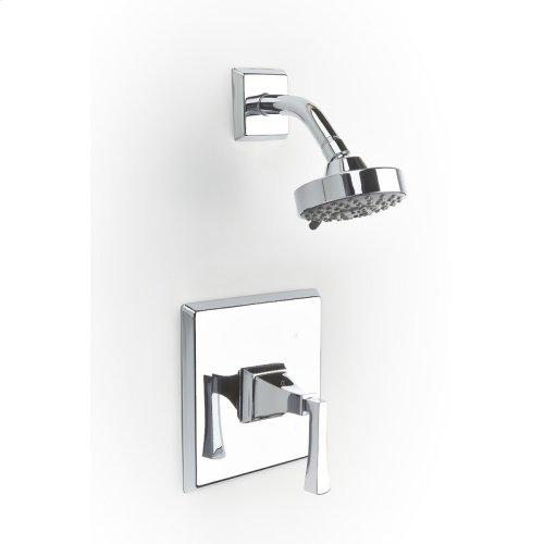 Shower Trim Leyden (series 14) Polished Chrome