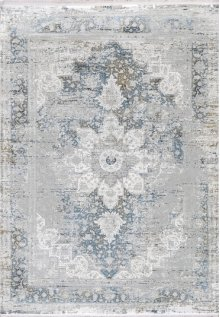 Ruby Gray/blue 2161 Rug